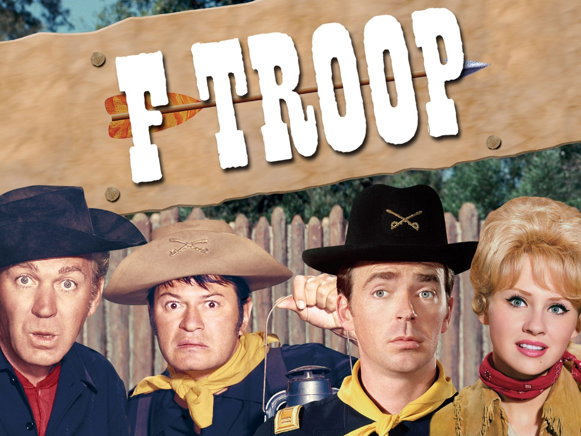 Amazon.com: Watch F-Troop: The Complete Second Season | Prime Video
