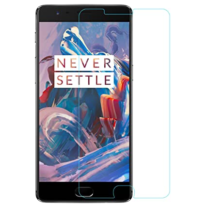 oneplus 3 tempered glass screen protector monoy 033mm 25d hd amazoncom tempered glass