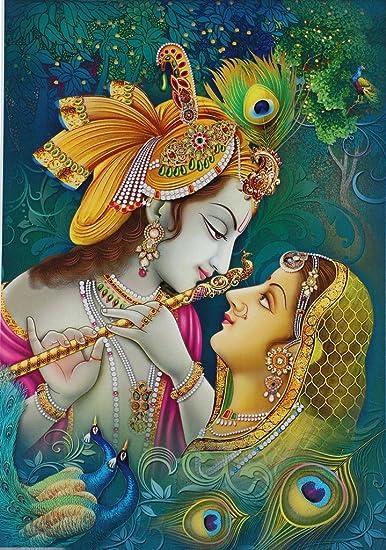 radha krishana