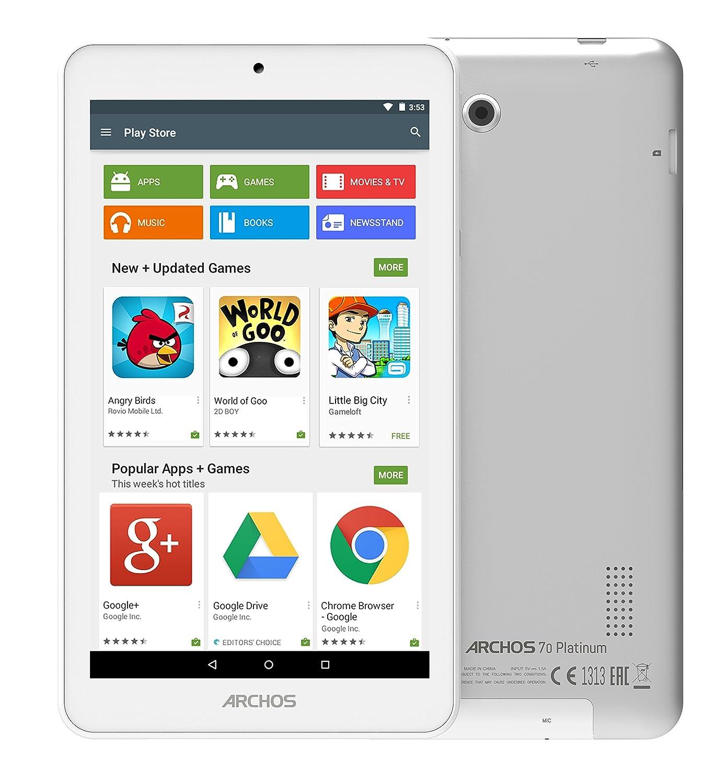 skype tablette archos