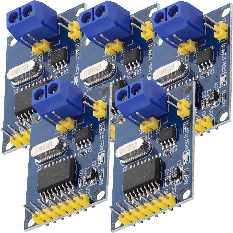 AZDelivery 5 x Modulo MCP2515 CAN Bus Shield con E-Book incluido!