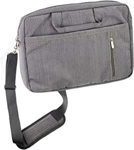 Navitech Black Graphics Tablet Case//Bag Compatible with The HUION H610PRO V2 Graphics Drawing Tablet