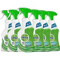 Dettol Power en Fresh Allesreiniger Spray Original 6 x 500 ml Grootverpakking