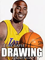 Clip: Time Lapse Drawing of Kobe Bryant