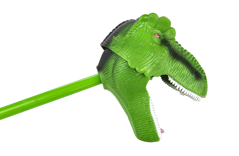 Creative Play Green T-Rex Snapper Safari Ltd 870180