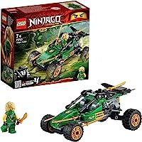 LEGO 71700 NINJAGO Jungle Aanvalsvoertuig Bouwset met Lloyd Poppetje, Tournooi Collectie voor Kinderen van 7 Jaar en…