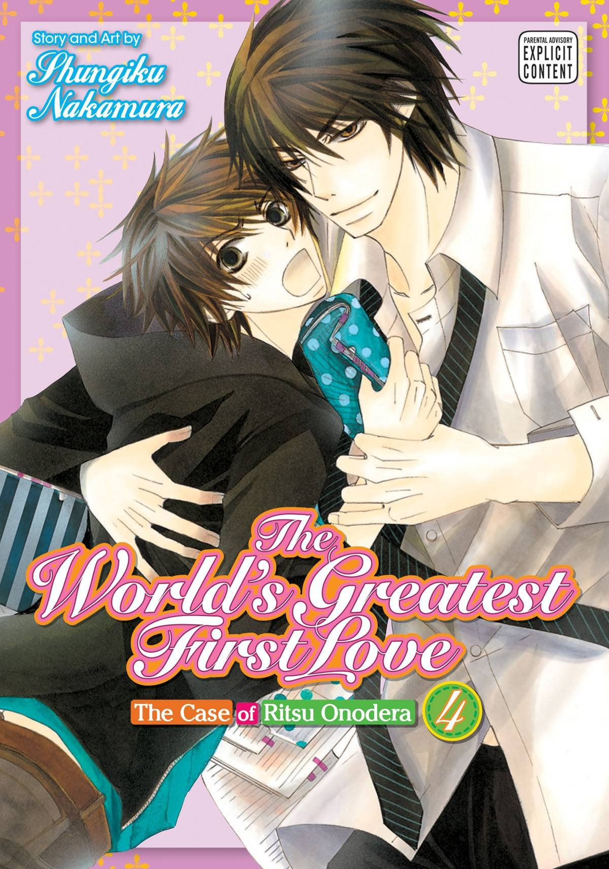 The World's Greatest First Love, Vol. 4 ebook