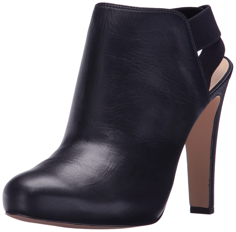 Nine West Women's Burke Ankle Boot B01N9C18BT 5 B(M) US|Navy Leather