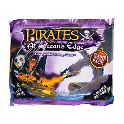 Pirates at Oceans Edge Booster Pack - 2 player mega pack: Toys & Games