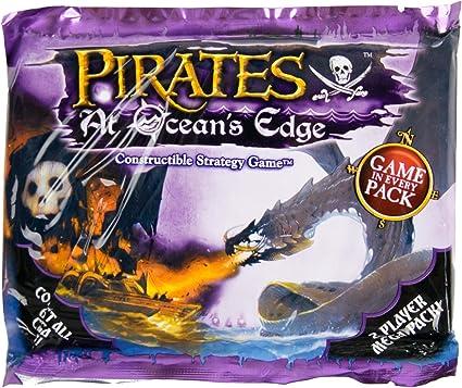 Amazon.com: Piratas en los océanos borde Booster Pack – 2 ...