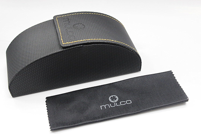 Mulco Rope Drope C025 Black Frame Black Lens 48 mm Sunglasses
