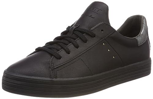 Sita Esprit Lacets, Chaussures Femmes, Noir (noir), 41 Ue
