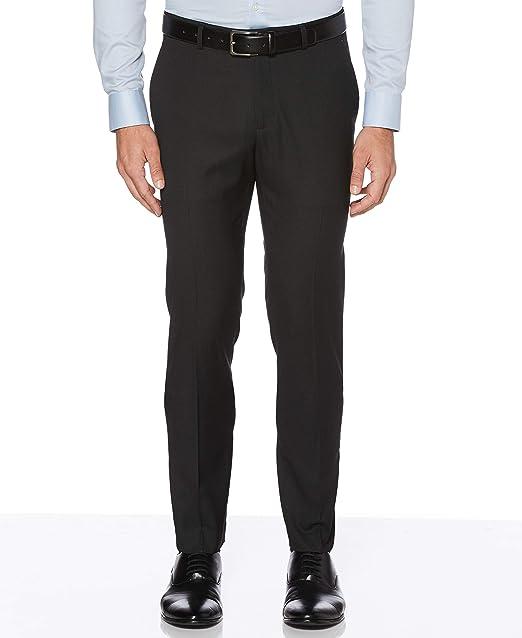 Amazon.com: Perry Ellis Portfolio - Pantalones de vestir ...