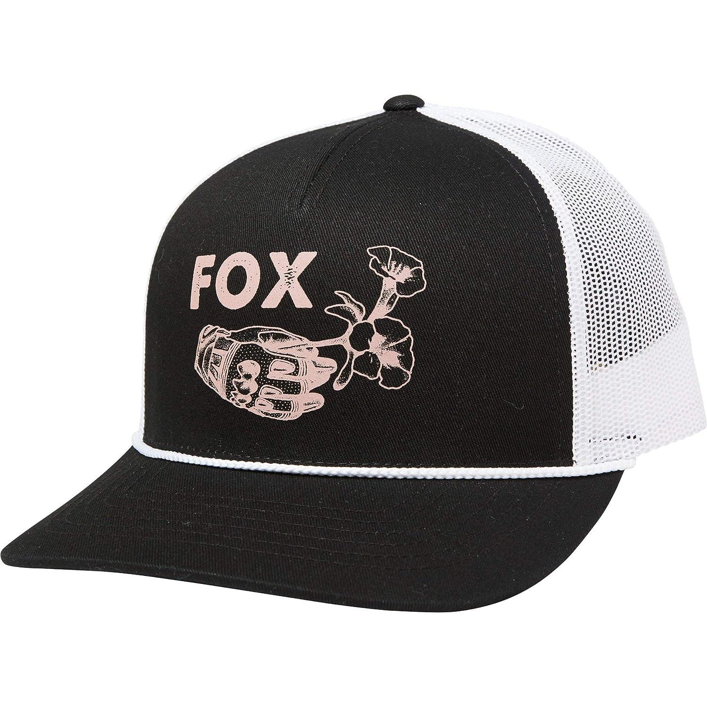 Fox Racing - Gorra de béisbol - para Hombre Negro Blk Talla única: Amazon.es: Ropa y accesorios