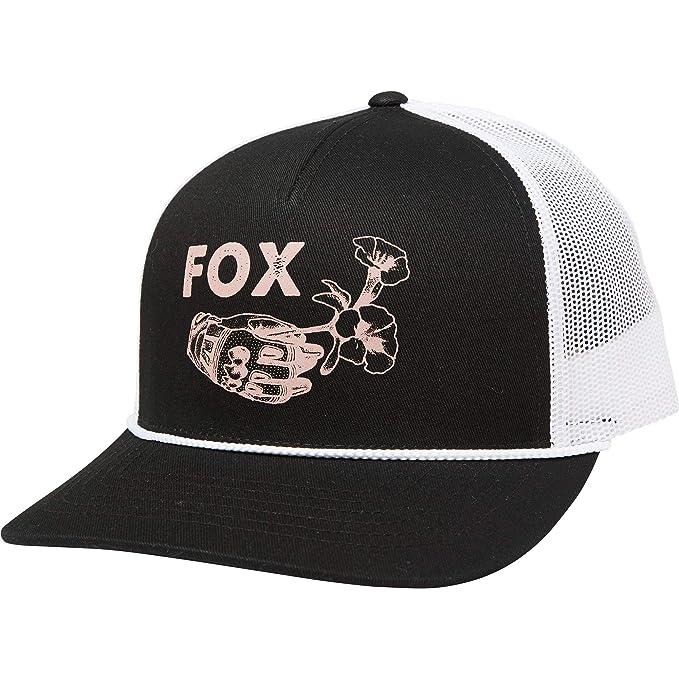 Fox Racing - Gorra de béisbol - para Hombre Negro Blk Talla única   Amazon.es  Ropa y accesorios 0e13097d210