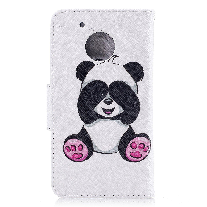 BFE102987#5 Handyh/ülle Tasche Leder Flip Case Brieftasche Etui mit Kartenfach Sto/ßfest Kratzfest Schutzh/ülle f/ür Motorola Moto G5 NEXCURIO Moto G5 H/ülle Leder mit Muster