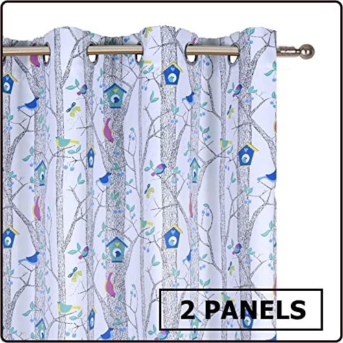 Thermal Insulated Grommet Blackout Curtains