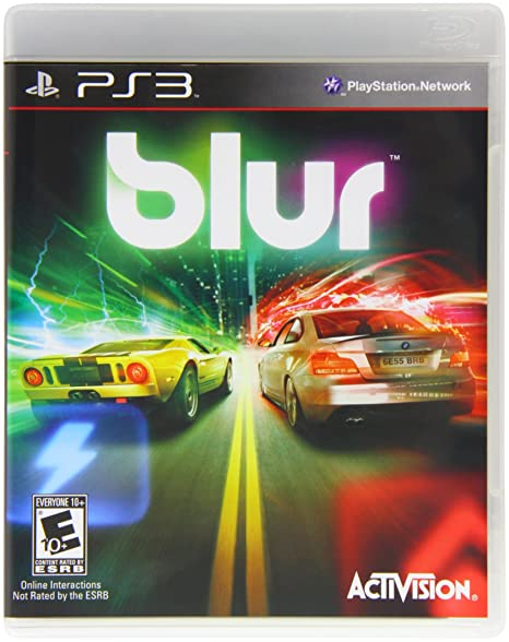 blur PlayStation 3 PS3
