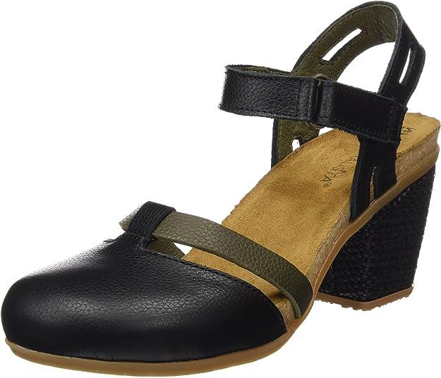 El Naturalista Mola, Zapatos de tacón con Punta Cerrada para Mujer