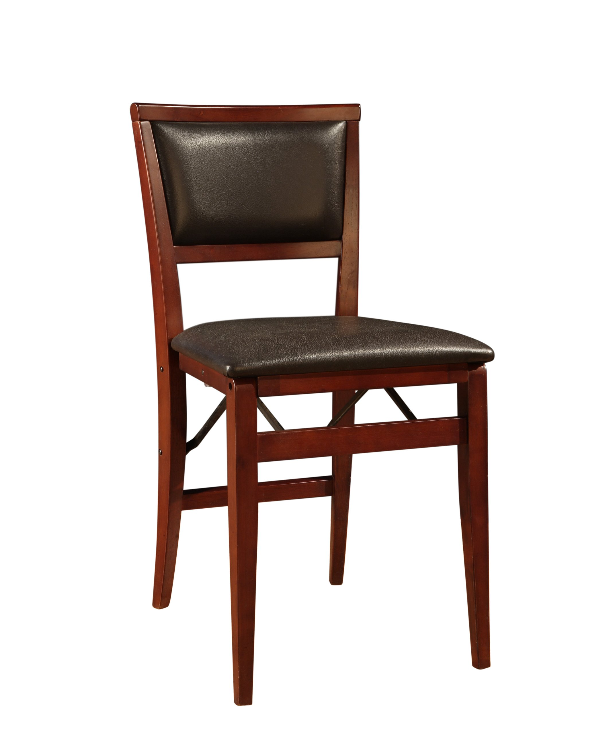 Linon Keira Pad Folding Chair, Set of 2 by Linon
