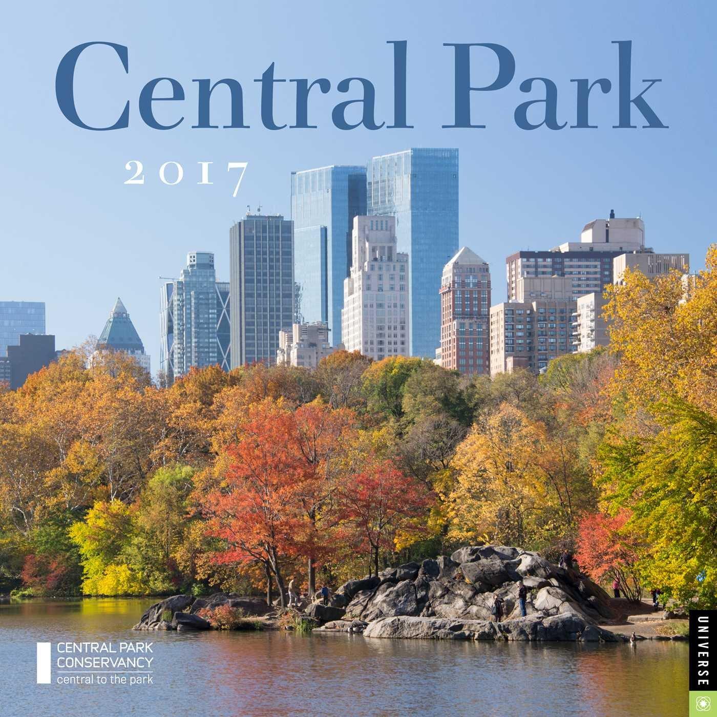 Central Park 2017 Wall Calendar pdf