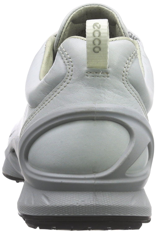 Ecco Biom Fjuel Weiß Damen Outdoor Fitnessschuhe Weiß Fjuel (1007Weiß) aa7c23