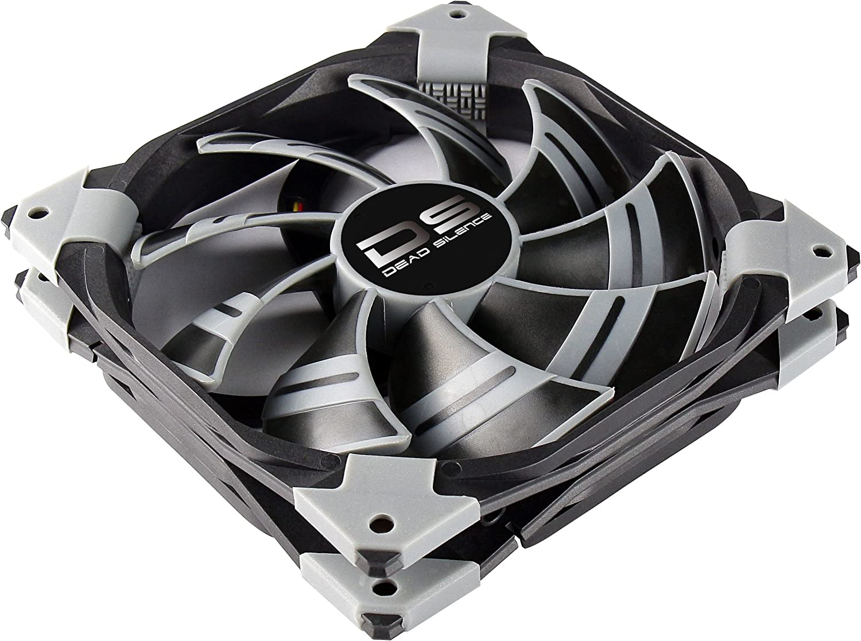AeroCool Fan Cooling for PC, DS 140mm (Black)