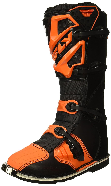 Fly Racing Unisex-Adult Maverick Mix Boots (White, Size 4) 364-56404