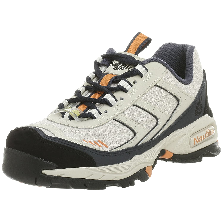 3b71cf710b0 Nautilus Women's N1375 Steel Toe Athletic Shoe
