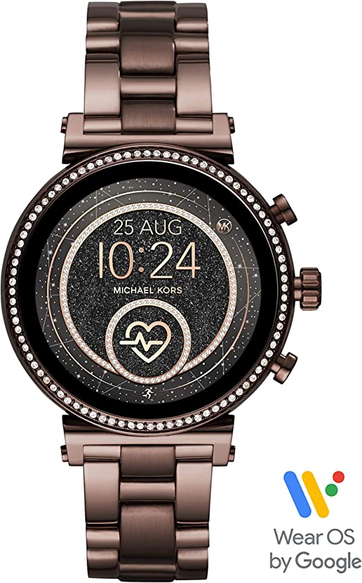 Amazon.com: Michael Kors Access Touchscreen Smartwatch ...