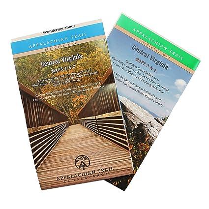 Amazon.com : Official Central Virginia Appalachian Trail ...