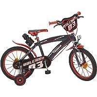TOIMSA 16225 Vulcano - Bicicleta de 16 Pulgadas