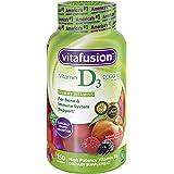 Vitafusion Vitamin D3 Gummy Vitamins, Assorted Flavors, 150 Count