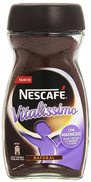 Nescafé Vitalissimo Natural Café Soluble - 200 gr