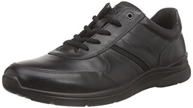 Chaussure Avec Irving Ecco Noir M2zWKO
