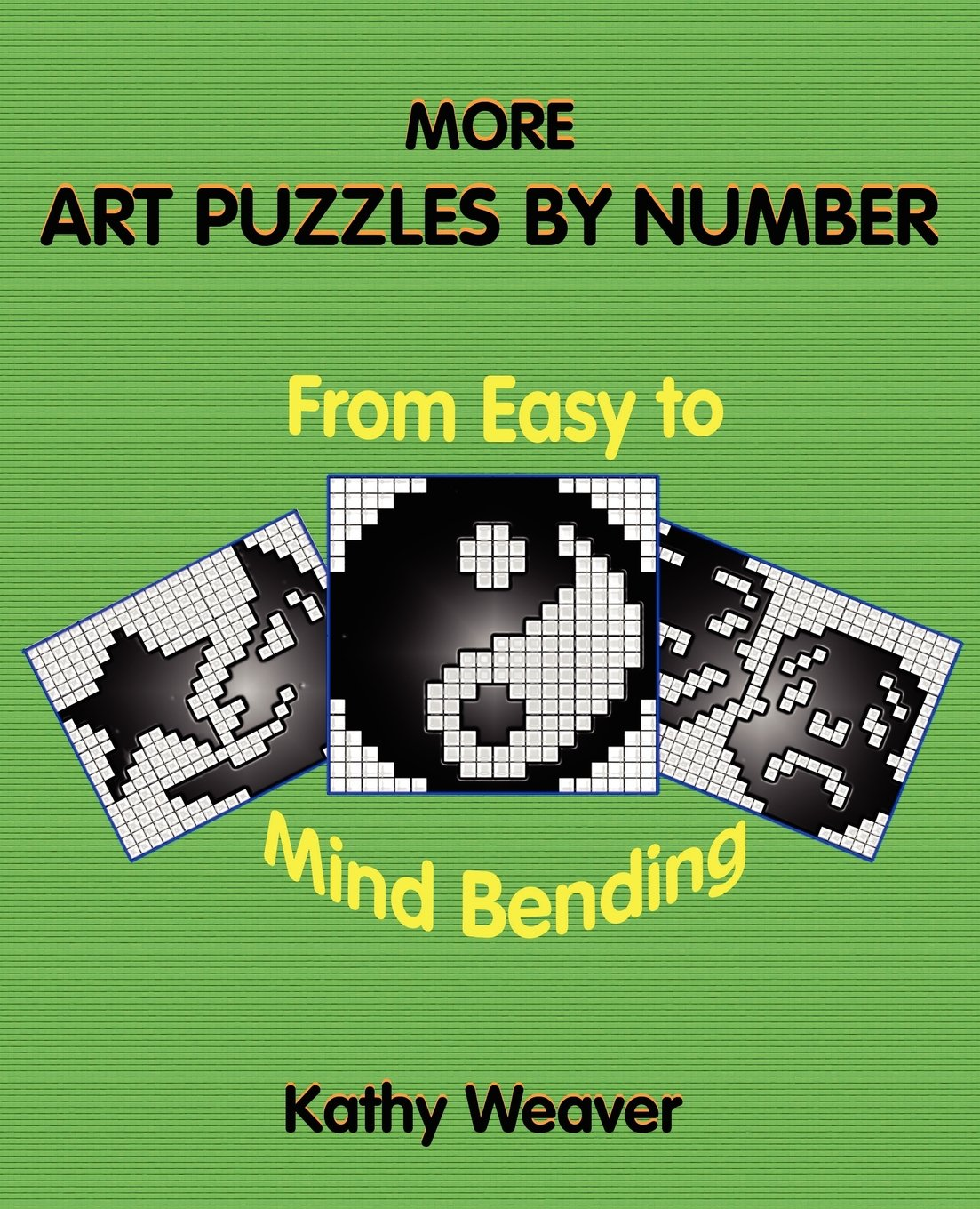 Download More Art Puzzles By Number: From Easy to Mind Bending pdf epub