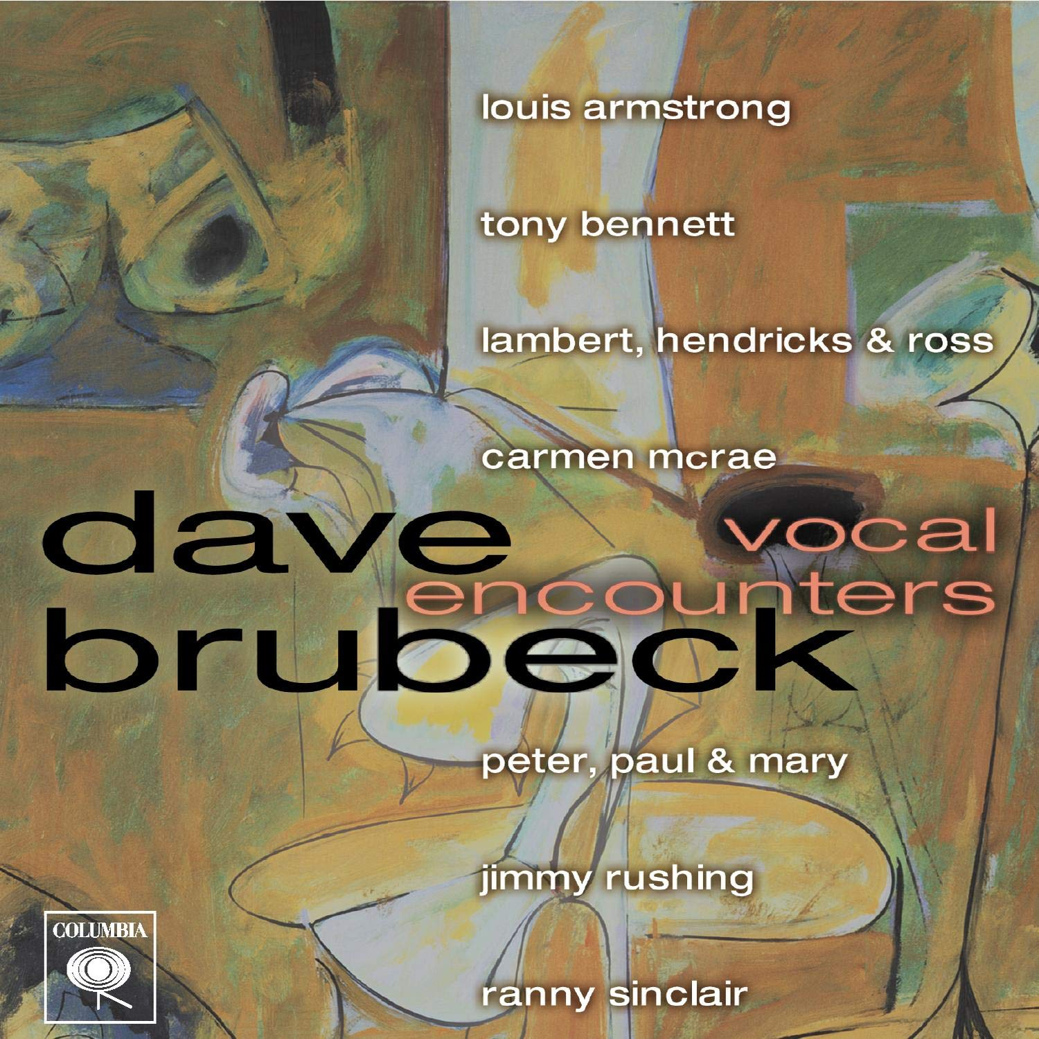 Vocal Encounters by Columbia/Legacy