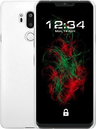 Baluum gummiete Carcasa para LG G7 thinq Carcasa Case Cover Funda ...