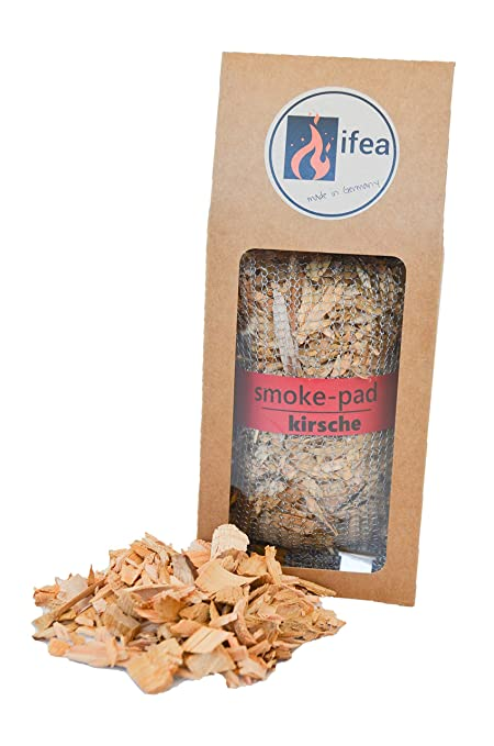 Räucherchips Gasgrill Kohlegrill BBQ Räuchern ohne Smokerbox oder Räucherbox