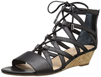 4e52f6747eb Franco Sarto Women s Brixie Wedge Sandal
