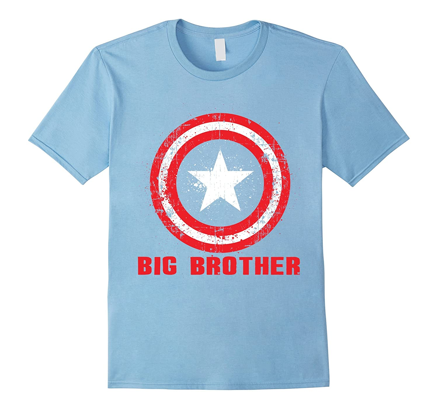 Super hero big brother shirt for new or finally big ...