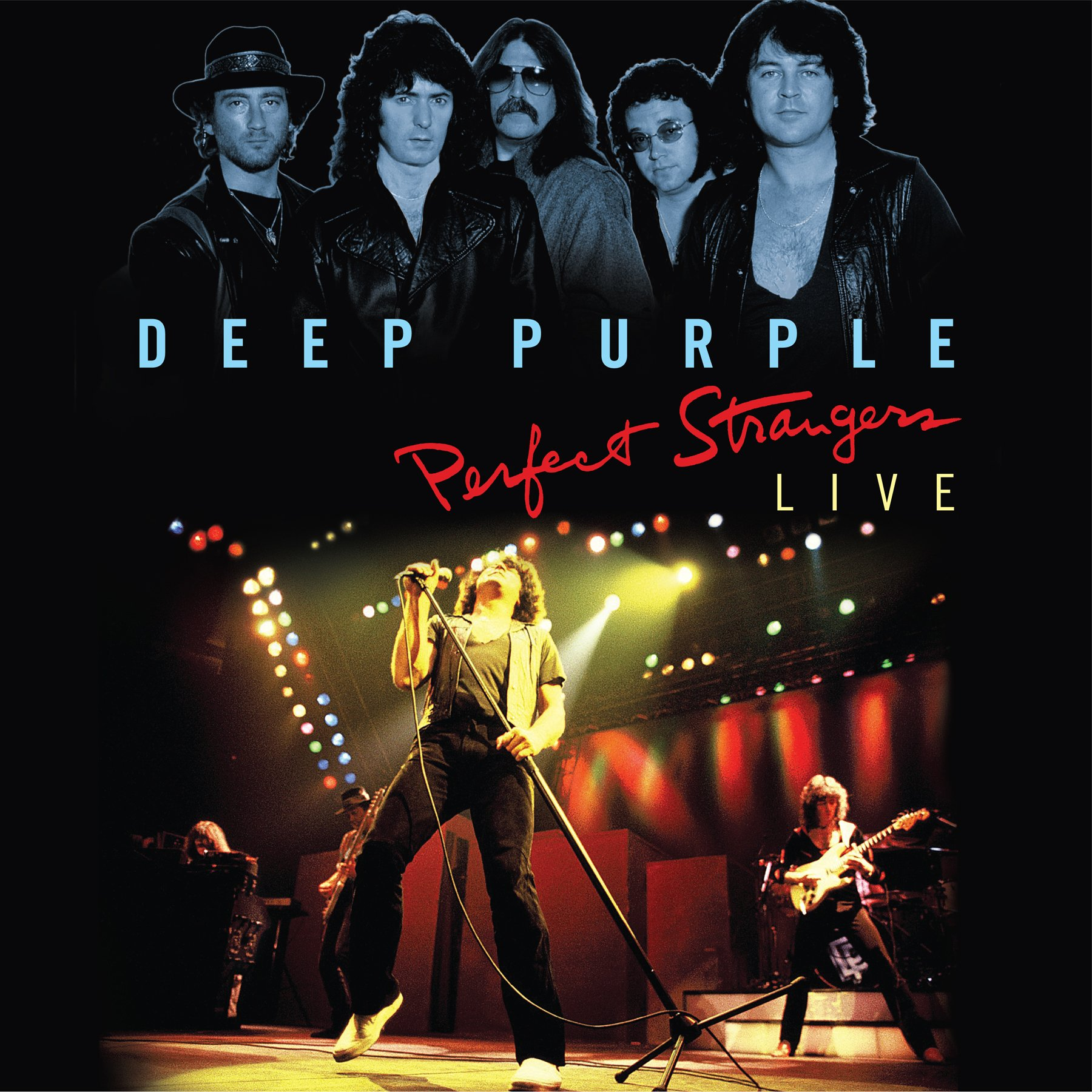 Perfect Strangers Live [2 LP/2 CD/DVD Combo] by VINYL