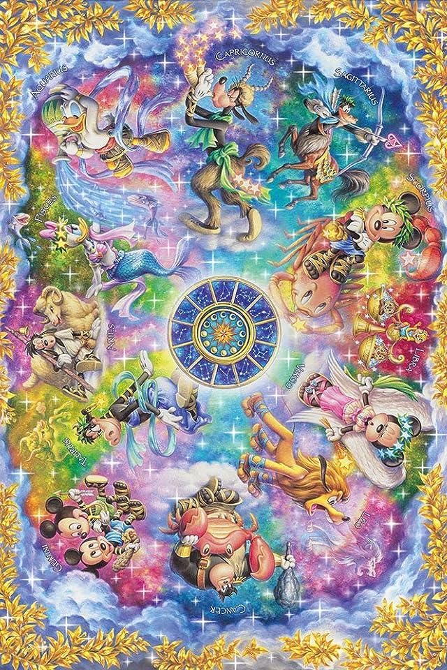 ディズニー 『美しき神秘の星座たち』ミッキー,ミニー,ドナルド,デイジー iPhone(640×960)壁紙 画像64241 スマポ