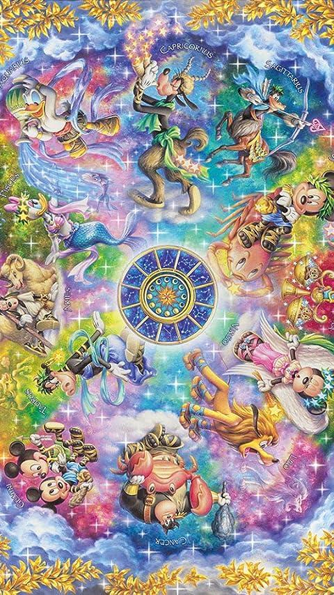 ディズニー 『美しき神秘の星座たち』ミッキー,ミニー,ドナルド,デイジー XFVGA(480×854)壁紙 画像64622 スマポ