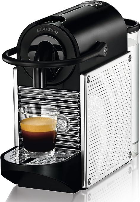 Nespresso Pixie EN125M DeLonghi - Cafetera monodosis (19 bares ...