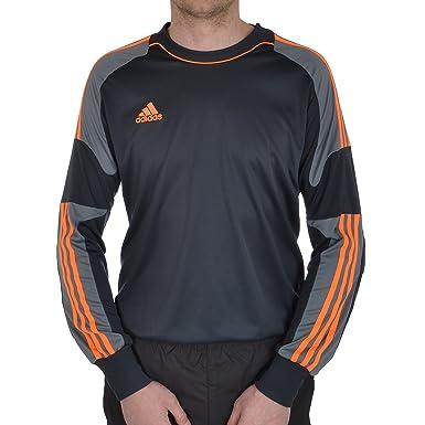 5e1bd46da Adidas Revigo 13 Mens Football Padded Goalkeeper Jersey - Grey - XL   Amazon.co.uk  Clothing