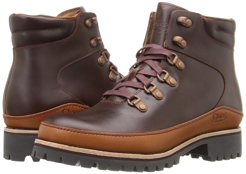 Chaco Women's Fields-W Hiking Boot B0197LT5UI 6 B(M) US|Rust