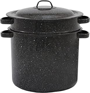product image for Granite ware 7.5-quart Blancher 3-piece set stock pot