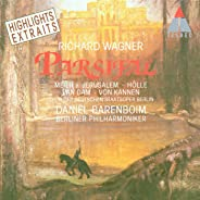 Wagner : Parsifal [Highlights]
