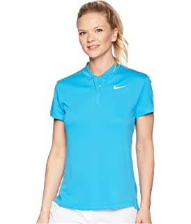 5694a7a611cca Amazon.com : Nike Ace Aero React Golf Polo 2017 Women : Sports ...